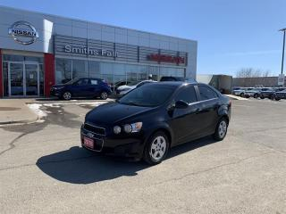 Used 2016 Chevrolet Sonic 5-door LT - 6AT for sale in Smiths Falls, ON