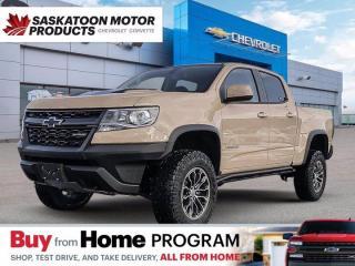 New 2021 Chevrolet Colorado 4WD ZR2 for sale in Saskatoon, SK