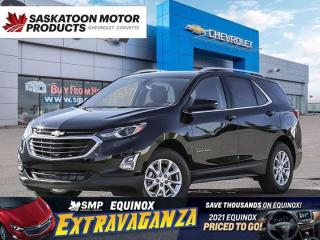 New 2021 Chevrolet Equinox LT for sale in Saskatoon, SK