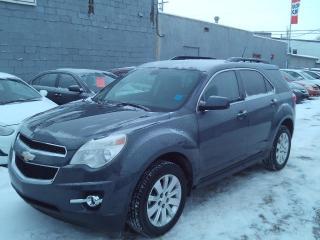 Used 2011 Chevrolet Equinox 2LT for sale in Saskatoon, SK