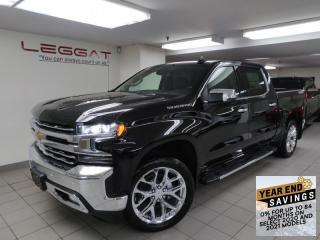 New 2021 Chevrolet Silverado 1500 LTZ - Premium Package for sale in Burlington, ON
