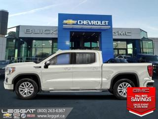 New 2021 GMC Sierra 1500 Denali - Sunroof for sale in Burlington, ON