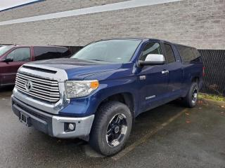 Used 2014 Toyota Tundra 4x4 CrewMax Ltd 5.7 6A for sale in Surrey, BC