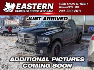 Used 2017 RAM 1500 ST for sale in Winnipeg, MB