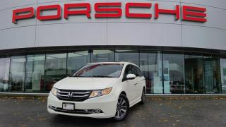 Used 2016 Honda Odyssey Touring for sale in Langley City, BC