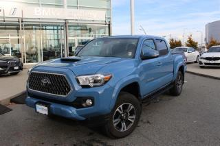 Used 2019 Toyota Tacoma 4x4 Double Cab V6 TRD Sport 6M for sale in Langley, BC
