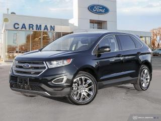 Used 2016 Ford Edge SEL AWD for sale in Carman, MB