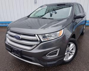 Used 2017 Ford Edge SEL *SUNROOF-NAVIGATION* for sale in Kitchener, ON