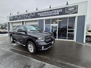 Used 2016 RAM 1500 SPORT for sale in Kingston, ON