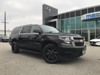 Used 2015 Chevrolet Suburban 1500 4x4 | Leather | Sunroof for sale in Chatham, ON