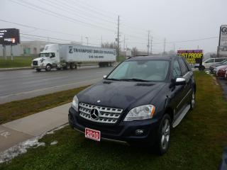 Used 2010 Mercedes-Benz M-Class ML 350 for sale in Kitchener, ON