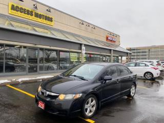 Used 2010 Honda Civic Sdn 4dr Auto Sport for sale in North York, ON