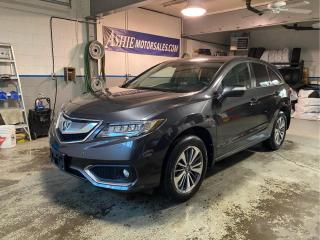 Used 2016 Acura RDX AWD 4dr Elite Pkg for sale in Kingston, ON