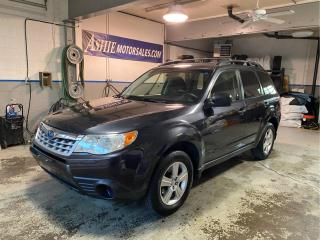 Used 2012 Subaru Forester 5DR WGN AUTO 2.5X for sale in Kingston, ON