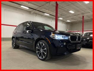 Used 2017 BMW X5 xDrive35d M-SPORT PREMIUM ENHANCED 21'S *DIESEL* for sale in Vaughan, ON