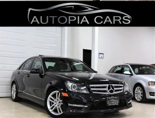 Used 2013 Mercedes-Benz C-Class 4dr Sdn C 300 4MATIC for sale in North York, ON