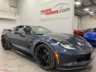 Used 2019 Chevrolet Corvette 2dr Grand Sport Cpe w-1LT NPP Grey interior 7spd for sale in St. George, ON