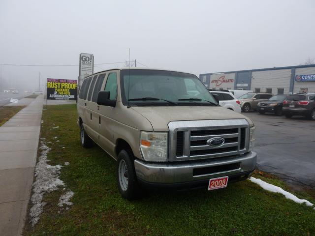 2008 Ford Econoline XLT