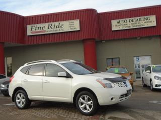 Used 2009 Nissan Rogue SL for sale in West Saint Paul, MB