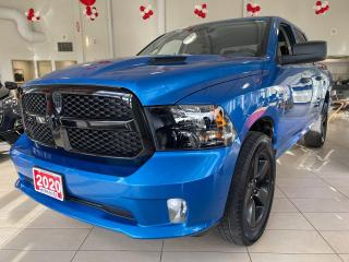 Used 2020 RAM 1500 Ram Classic Crew Cab 4x4 (DS) ST (140.5 WB 5'7 Box) SWB for sale in Waterloo, ON