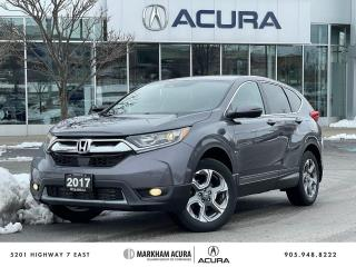 Used 2017 Honda CR-V EX-L AWD for sale in Markham, ON