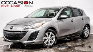 Used 2011 Mazda MAZDA3 5 portes Manuelle Garantie 1 AN for sale in Boisbriand, QC