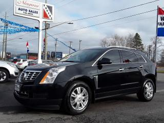 Used 2014 Cadillac SRX Luxury for sale in Welland, ON