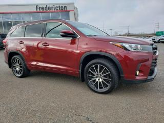 Used 2018 Toyota Highlander XLE for sale in Fredericton, NB