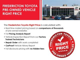 Used 2016 Toyota RAV4 Hybrid XLE for sale in Fredericton, NB