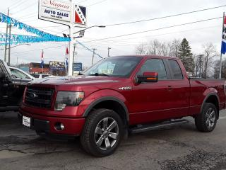 Used 2013 Ford F-150 FX4 for sale in Welland, ON
