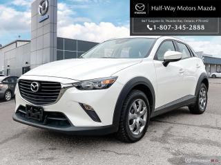 Used 2018 Mazda CX-3 GX for sale in Thunder Bay, ON