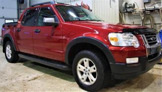 Used 2010 Ford Explorer Sport Trac 4WD 4dr V8 XLT for sale in Saskatoon, SK