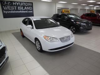Used 2010 Hyundai Elantra GL AUTO A/C CRUISE SIÈGES CHAUFFANTS for sale in Dorval, QC