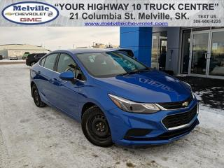 Used 2017 Chevrolet Cruze LT for sale in Melville, SK