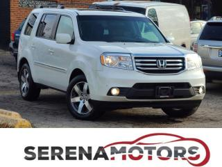 Used 2012 Honda Pilot TOURING | ONE OWNER | NO ACCID | TIMING BLET DONE for sale in Mississauga, ON