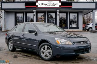 Used 2005 Honda Accord EX-L for sale in Ancaster, ON