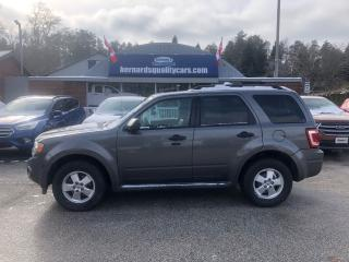 Used 2012 Ford Escape XLT for sale in Flesherton, ON