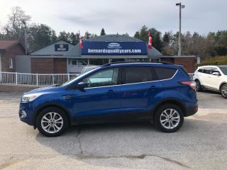 Used 2017 Ford Escape SE, LEATHER for sale in Flesherton, ON