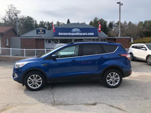 2017 Ford Escape SE, LEATHER