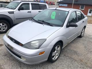 Used 2004 Ford Focus ZTS for sale in Bradford, ON