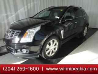 Used 2015 Cadillac SRX Premium *Accident Free! Loaded!* for sale in Winnipeg, MB