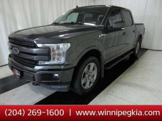 Used 2019 Ford F-150 Lariat *Accident Free, Always Owned In MB!* for sale in Winnipeg, MB