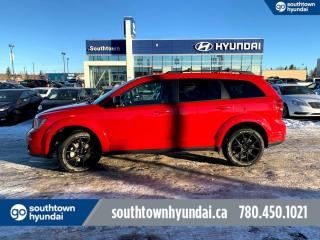 Used 2016 Dodge Journey STX/DVD PLAYER/BACK UP CAM/LOW KMS! for sale in Edmonton, AB