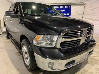 Used 2017 RAM 1500 SLT for sale in Peace River, AB