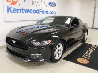 Used 2015 Ford Mustang ECO BOOST | MANUAL | REVERSE CAMERA | for sale in Edmonton, AB