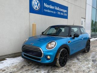 Used 2017 MINI Cooper Hardtop 3DR HARD TOP for sale in Edmonton, AB