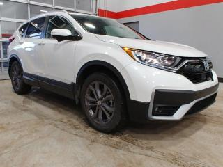 New 2021 Honda CR-V Sport for sale in Red Deer, AB