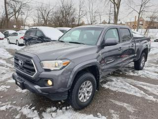 Used 2016 Toyota Tacoma SR5 for sale in Brampton, ON