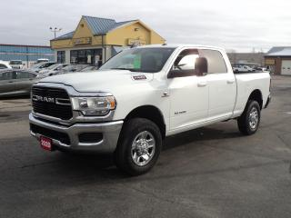 Used 2020 RAM 2500 Big Horn CrewCab4x4 6.7L Diesel 6.5ft BoxBackUpCam for sale in Brantford, ON