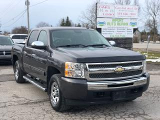 Used 2010 Chevrolet Silverado 1500 LT for sale in Komoka, ON